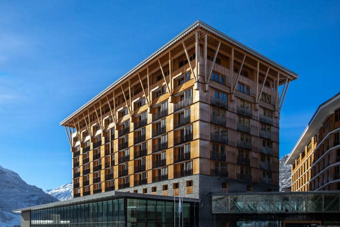 Radisson Blu Hotel Reussen, Andermatt, opens in Switzerland