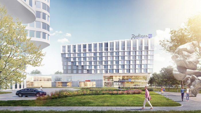 Radisson Blu Leninsky Prospect Hotel, Moscow, signed for 2021 opening