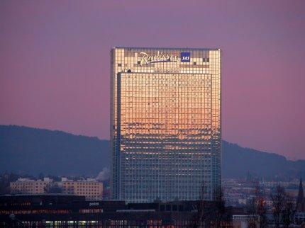 Radisson Blu Plaza Hotel Undergoes Refurbishment News