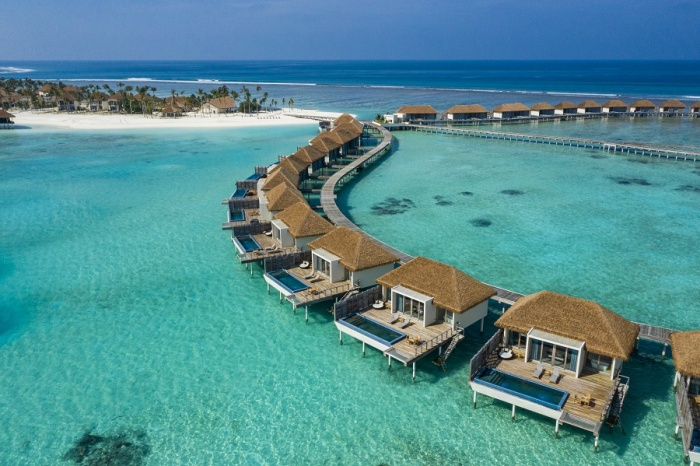 Radisson Blu Resort Maldives opens to first guests