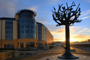 Radisson Blu Waterfront Hotel, Jersey, takes World Travel Awards title