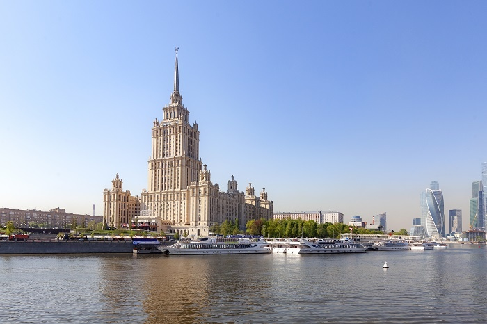 Breaking Travel News investigates: Radisson Collection, Moscow