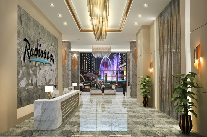 Radisson Hotel Apartments Delta Istanbul Esenyurt coming to Turkey