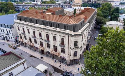 Two new hotel signings for Georgian capital, Tbilisi