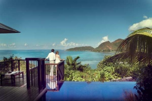 Festive celebrations with Raffles Praslin, Seychelles