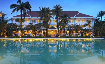 Raffles Grand Hotel d'Angkor reopens after extensive renovations