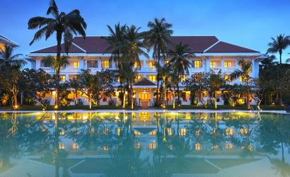 Breaking Travel News investigates: Raffles Grand Hotel d'Angkor, Siem Reap