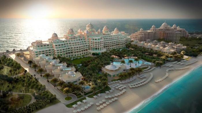 Raffles Palm Jumeirah NS 2021