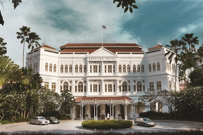 Raffles Singapore opens suite reservations ahead of 2019 return
