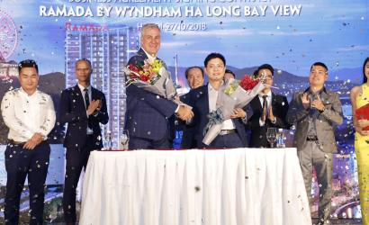 Ramada by Wyndham Halong Bay View to open in Vietnam in 2020