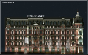 Renaissance Kiev Hotel sees Marriott move into Ukraine