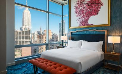 Renaissance New York Chelsea Hotel welcomes first guests