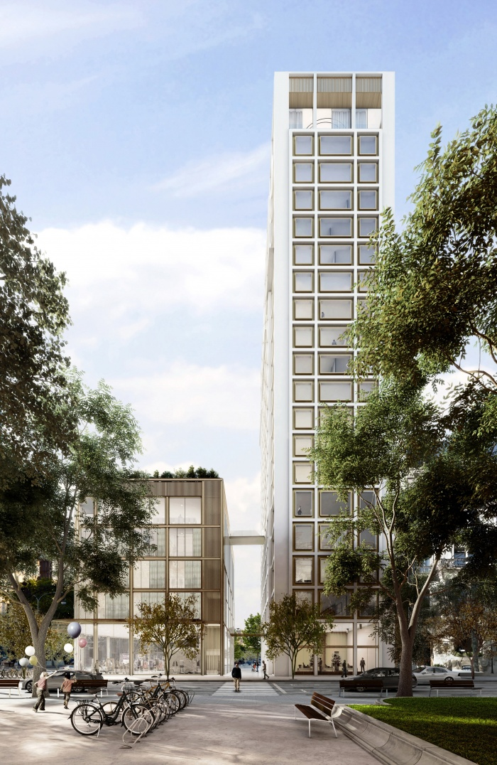 Residences by Mandarin Oriental, Barcelona, set for 2020 opening