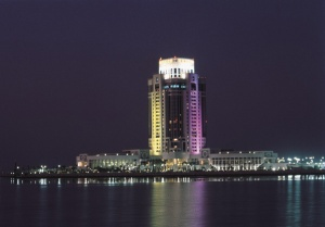 IATA AGM 2014: Ritz-Carlton Doha welcomes aviation elite