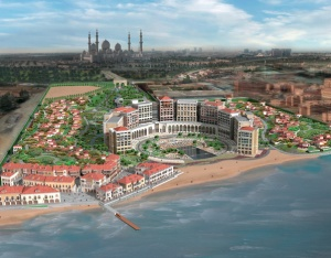 Abu Dhabi awaits new Ritz-Carlton hotel