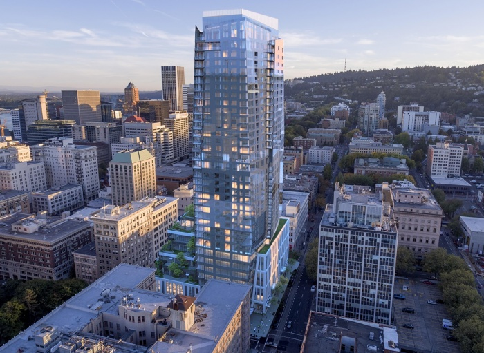 Marriott to take Ritz-Carlton brand to Portland for first time