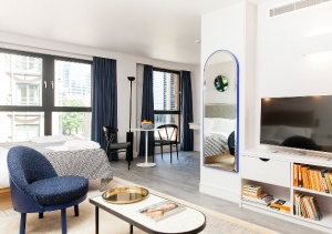 Rockwell East aparthotel to open in London next month