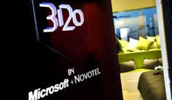 Microsoft links up with Novotel for launch of hotel room of the future