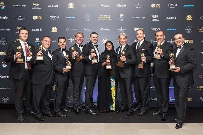 Rotana takes Middle East's Leading Hotel Brand title at World Travel Awards