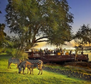 Livingstone Hotel takes top prize at World Travel Awards