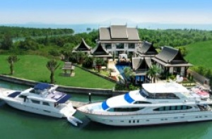 Royal Phuket Marina Completes 'Luxury Collecton'
