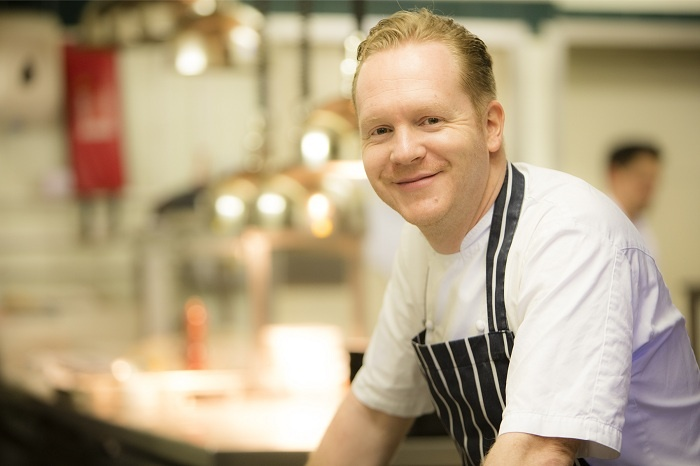 Taylor appointed head chef at Allium Restaurant, Abbey Hotel