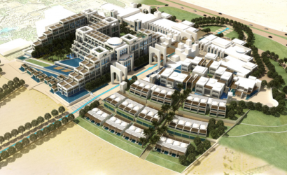 SHAZA HOTELS opens luxury resort in Oman