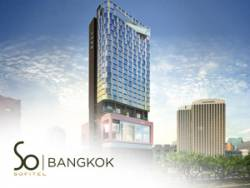 Sofitel So Bangkok: the best of design, technology, comfort and wellbeing