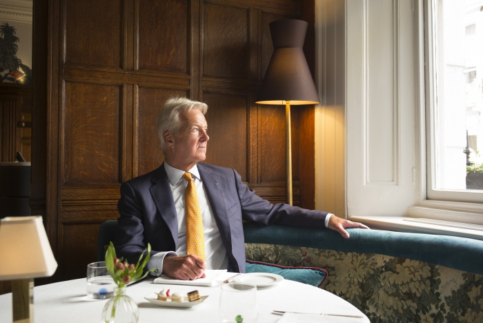 Breaking Travel News interview: Stuart Johnson, managing director, Brown's Hotel