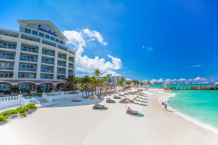 Sandals unveils virtual tours of Caribbean resorts