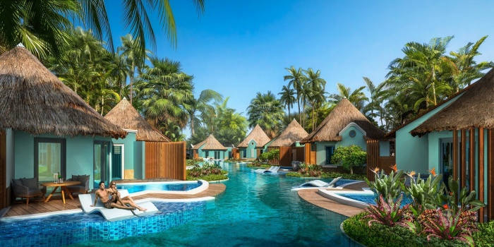 Sandals South Coast to debut Swim-up Rondoval Suites
