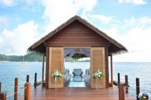 Sandals unveils Overwater Serenity Wedding Chapel in St Lucia