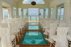 Sandals unveils latest over-the-water chapel in Jamaica