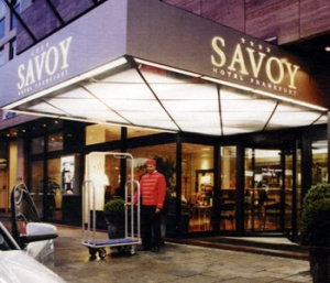 Savoy reopening date confirmed