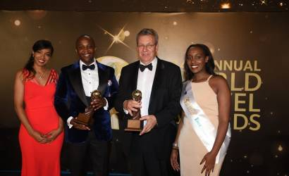Saxon Hotel, Villas & Spa claims top honours at the World Travel Awards