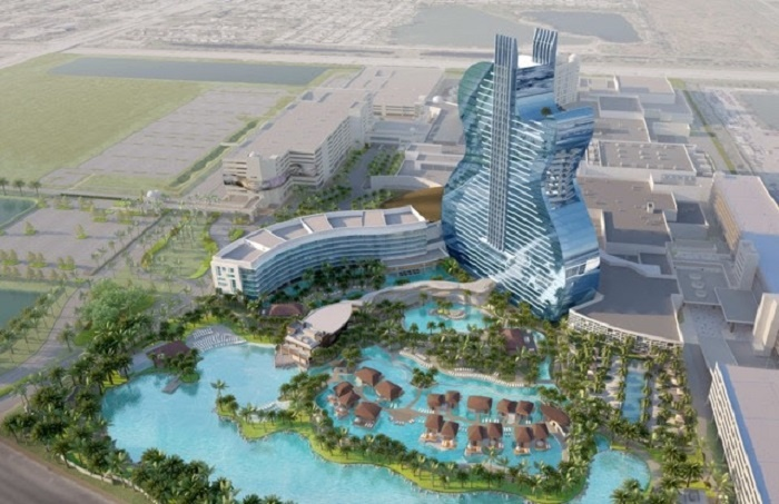 Hard Rock to open guitar-shaped hotel in Hollywood in October