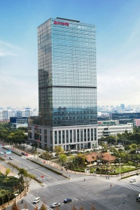 Marriott Hotel Pudong East opens in Shanghai