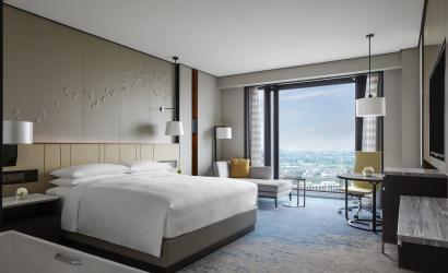 Shanghai Marriott Hotel Pudong South opens in China