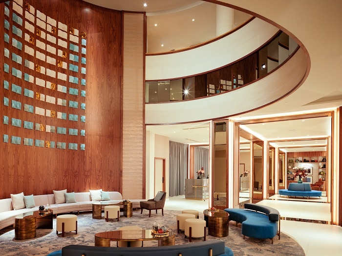 Sheraton Grand Warsaw reopens in Poland