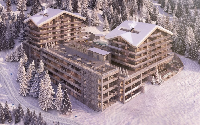 Six Senses Crans-Montana on track for 2021 opening