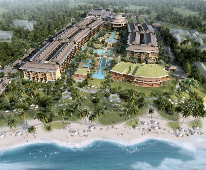 Sofitel Signs Bali Nusa Dua Beach Resort News Breaking Travel News