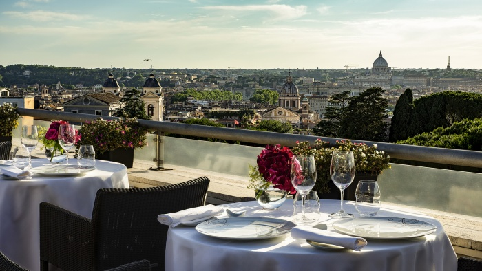 Sofitel Rome Villa Borghese to reopen in July