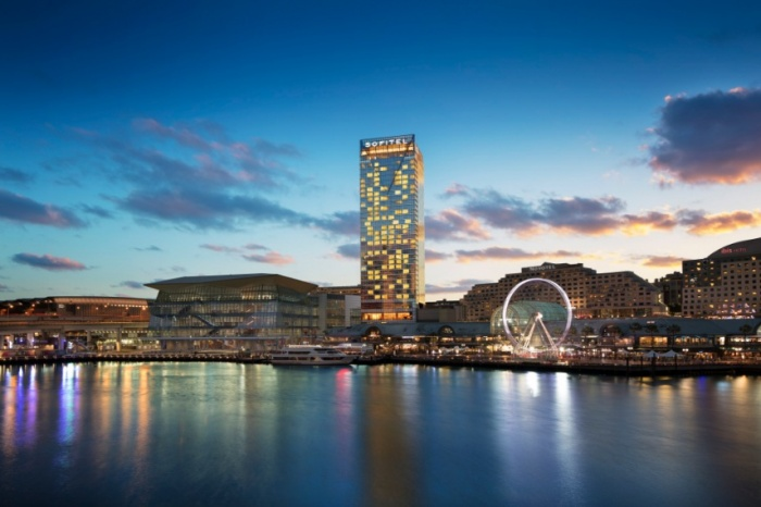 Sofitel Sydney Darling Harbour welcomes first guests to Australia