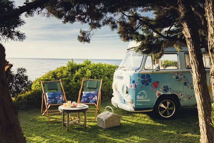 Campervan Suite comes to Sol Beach House Ibiza