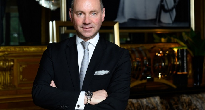 Athmann appointed general manager at Hotel Bristol Berlin