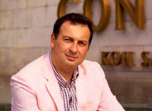 Ruzza takes over at Conrad Koh Samui