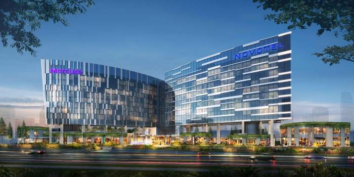 News: AccorHotels welcomes dual brand property to integrated resort in Singapore