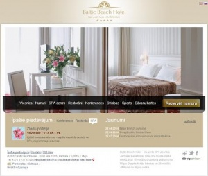 Supranational Hotels launch new internet booking engine