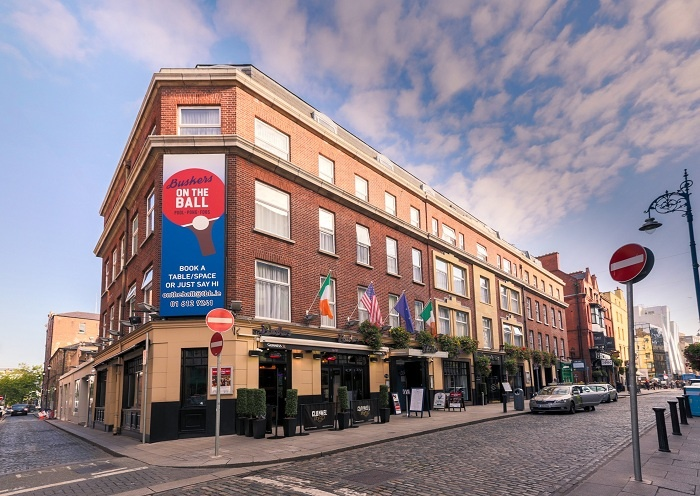 Ascott acquires Temple Bar Hotel, Dublin, for €55m