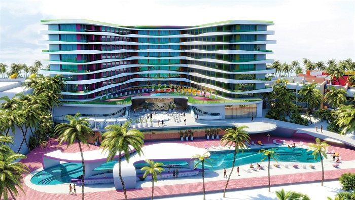 'Topless-optional' Temptation Resort opens to guests in Cancun, Mexico